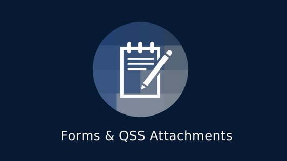 Forms & QSS Attachments